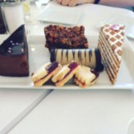 Knowlton, Kanada: most amazing selection of desserts