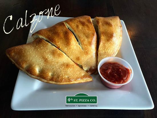 4th Street Pizza Company: Calzones