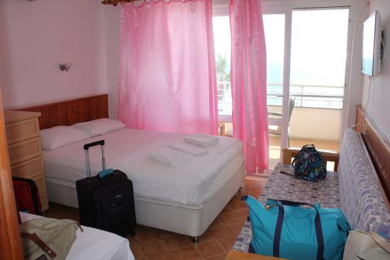 Tasucu, Turquia: Bedroom