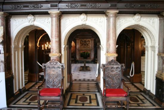 Κρου, UK: Crewe Hall Interior