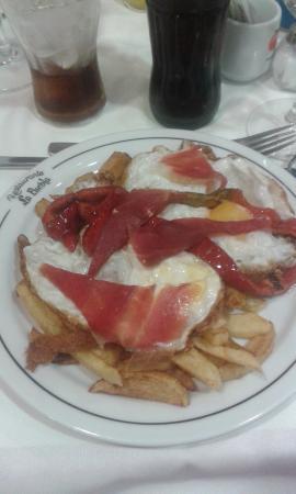 La Puebla: Huevos rotos