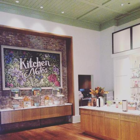 Kitchen Notes entrance - Picture of Kitchen Notes, Nashville ...