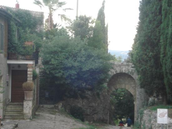 B&B il Giardino Etrusco: passeggiata in Saturnia