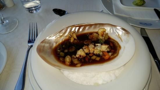 Kviknes Hotel: Gourmet dining!