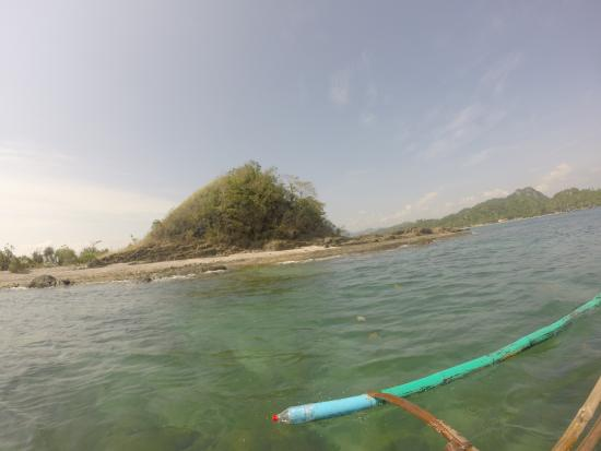 Calbayog City, الفلبين: Daraga Island