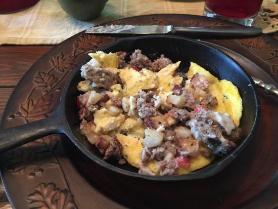Appalachian Inn: Delicious breakfast