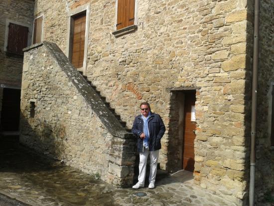 fascio picture of casa natale benito mussolini