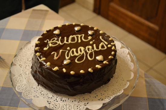 Casa Chilenne B&B : Jeannette's amazing baking & Hospitality