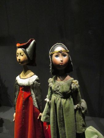 Coleccion de Titeres de Francisco Peralta
