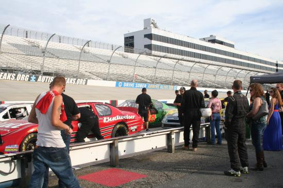 Dover Downs Rusty Wallace Racing Experience