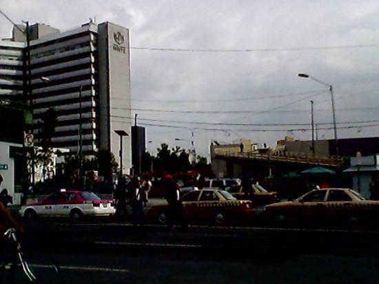 Hotel citi express junto al forum buenavista picture of for Oficinas de direct seguros