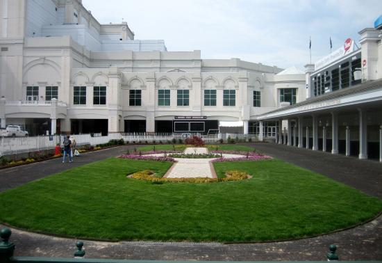 The Paddock Area Churchill Downs Picture Of Churchill