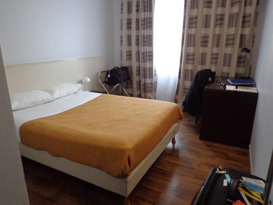 Hotel Le Chantry: habitación matrimonial