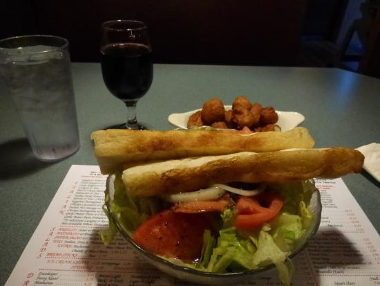 Lewistown, Pensylwania: Angelo's Italian Salad