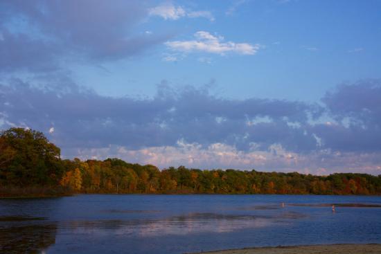 Newbury, OH: Punderson State Park Beach