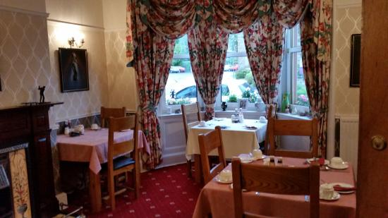 Brae Guest House: Beautiful and comfortable dining room