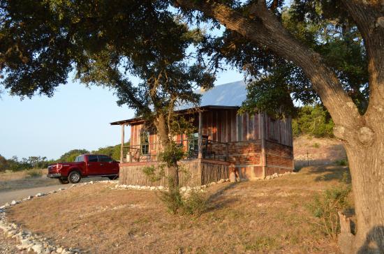 Tonkawaya Ranch B&B: Wrangler Cabin at Tonkawaya Ranch