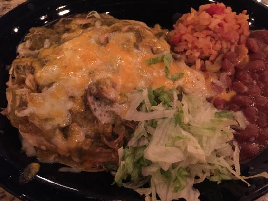 El Bruno's Restaurante y Cantina: Had a fabulous dinner. This is not New Mexican food out of a can. This is Authentic. I had the c