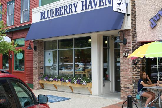 ‪Blueberry Haven‬