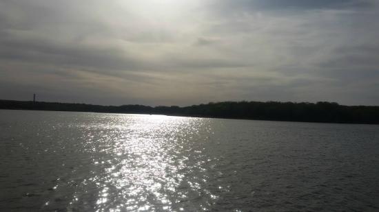 Lake Thunderbird State Park: View