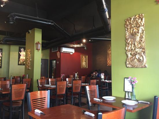 Bangkok 12 Thai Restaurant Sacramento Menu Prices Reviews Tripadvisor