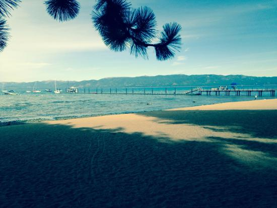南太浩湖照片