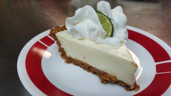 Williamston, Carolina del Norte: Rich Key Lime Pie