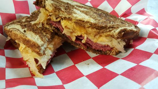 Williamston, Carolina del Norte: Grilled Ruben