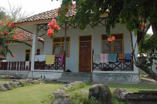 Lampung, Indonesia: homestay