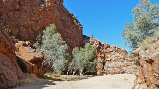 Emily Gap, East MacDonnell Ranges, NT - Picture of The Emily and Jessie Gaps  Nature Park, Alice Springs - Tripadvisor