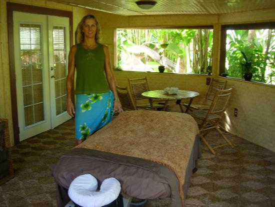 Kilauea, Hawái: Relaxing Massage available with Float Combo