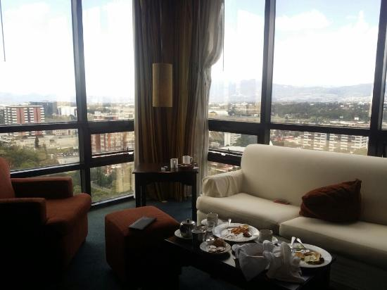 Radisson Hotel Suites Guatemala City From Room Best View In