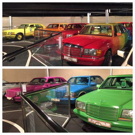 Emirates National Auto Museum - Picture of Emirates National