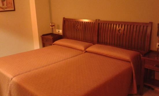 Hotel La Casa del Duque : habitación