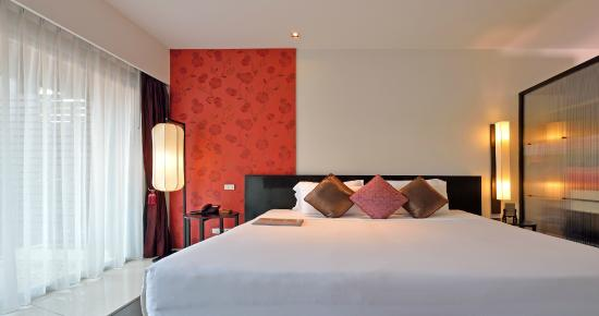 Red Ginger Chic Resort: Superior Room