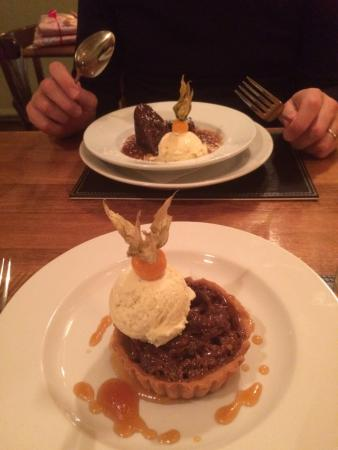 The Bay Tree: Fabulous Puddings my Husband had the Gluten Free Sticky Toffee Pudding which was delicious!