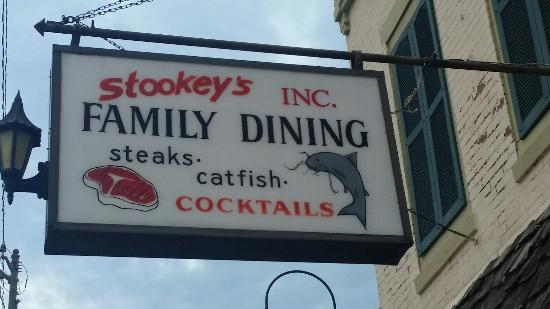 Stookey's Restaurant: Stookey's in Thorntown, Indiana