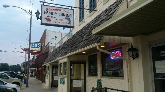 Stookey's Restaurant: Stookey's in Thorntown, Indiana