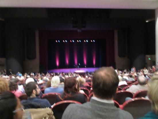 Wharton Center: audience
