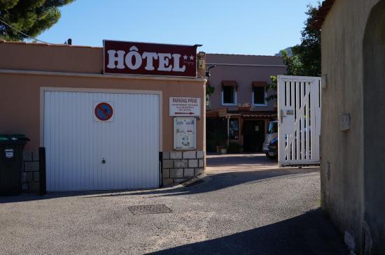 Hotel de France Maguy: l'hotel