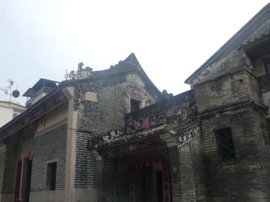 Ching Shu Hin: 建物の外観