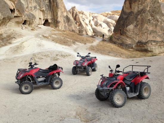 Oz Cappadocia Photo