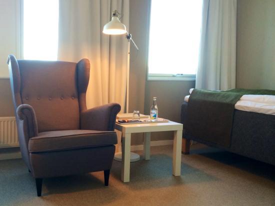 Ljungby, Suecia: Enkelrum