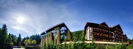Wellness Hotel Chopok: Hotel exterior
