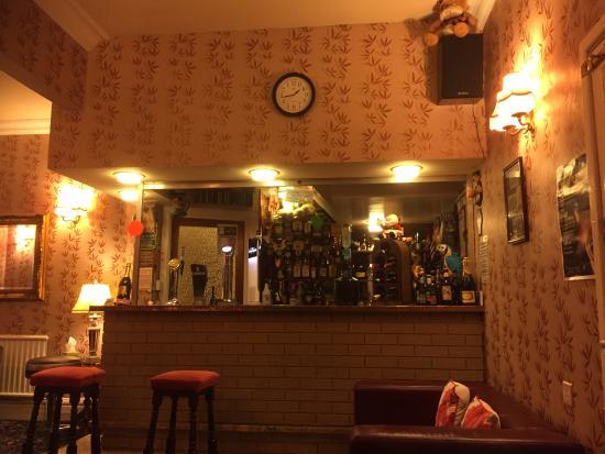 Berwyn Hotel: Bar Aera