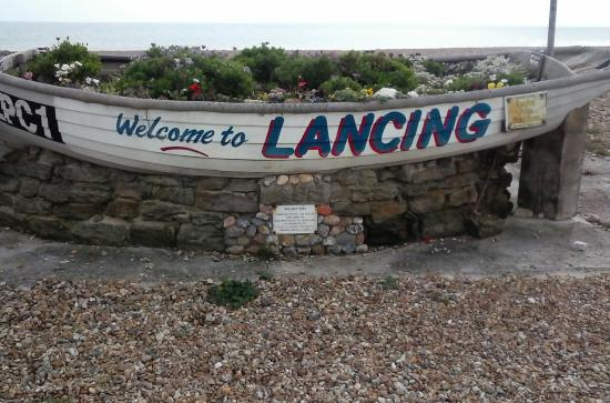 Lancing Beach