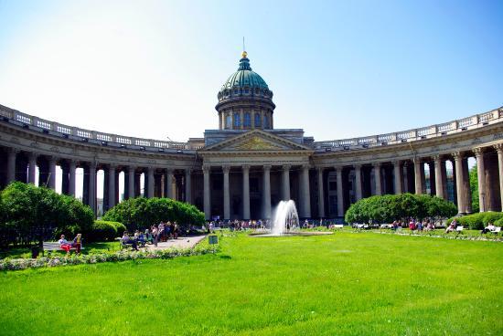 Sobór Kazańskiej Ikony Matki Bożej w Petersburgu