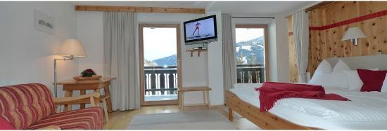 Pension & Appartements Ronacherhof: Nochberge Zirben Zimmer - Swiss stone pine room