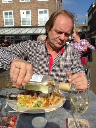 Kees eten en drinken : Kees , eten en drinken