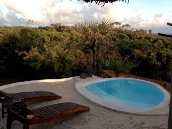 Kutani, Tanzania: Villa Plunge Pool